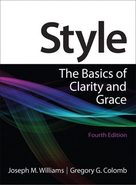 , Summary: Style: Lessons in Clarity and Grace