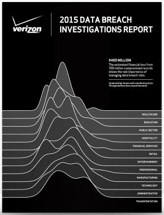 Takeaways from the 2015 Data Breach Investigation Report