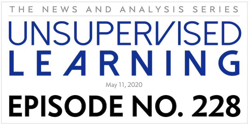 Unsupervised Learning: No. 228
