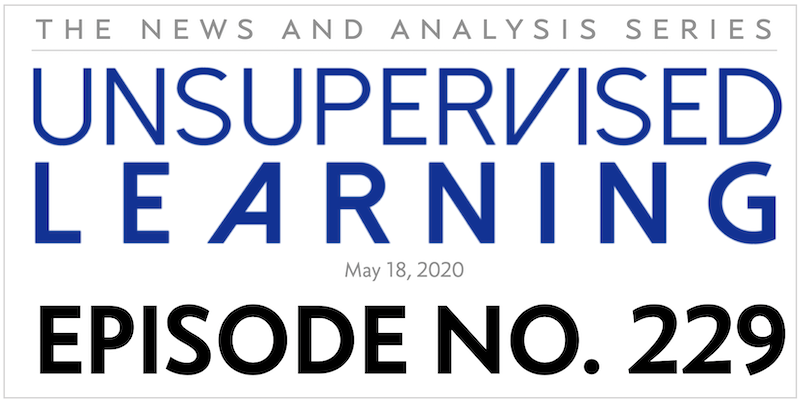 Unsupervised Learning: No. 229