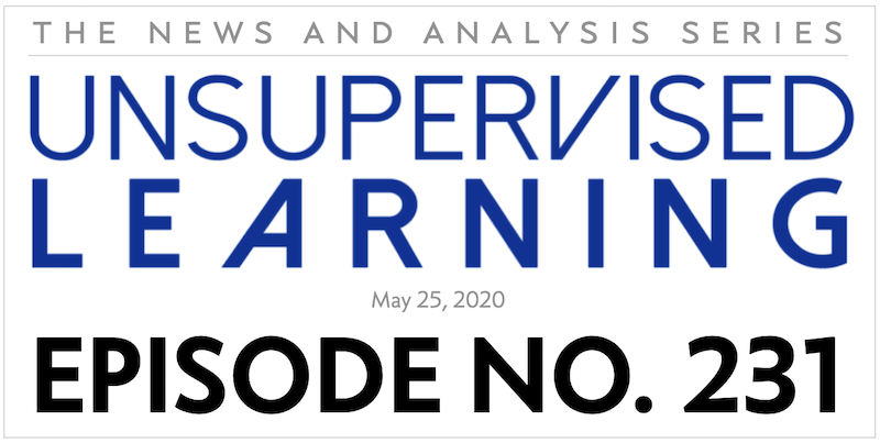 Unsupervised Learning: No. 231