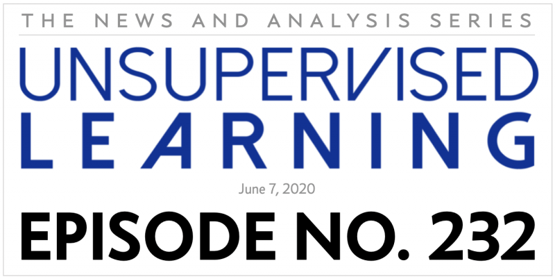 Unsupervised Learning: No. 232
