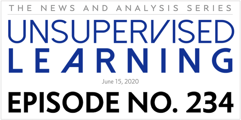 Unsupervised Learning: No. 234