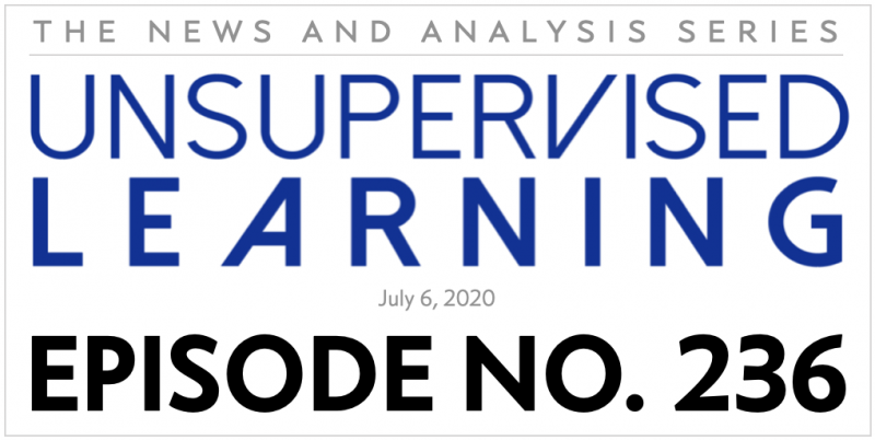 Unsupervised Learning: No. 236