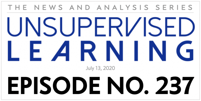Unsupervised Learning: No. 237