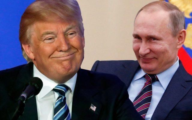 , Russia Might Have Damaging Material on Trump, and He Might Not Care Much