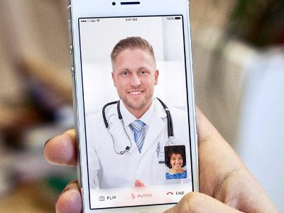 , Remote Doctor Visits Are Spectacular