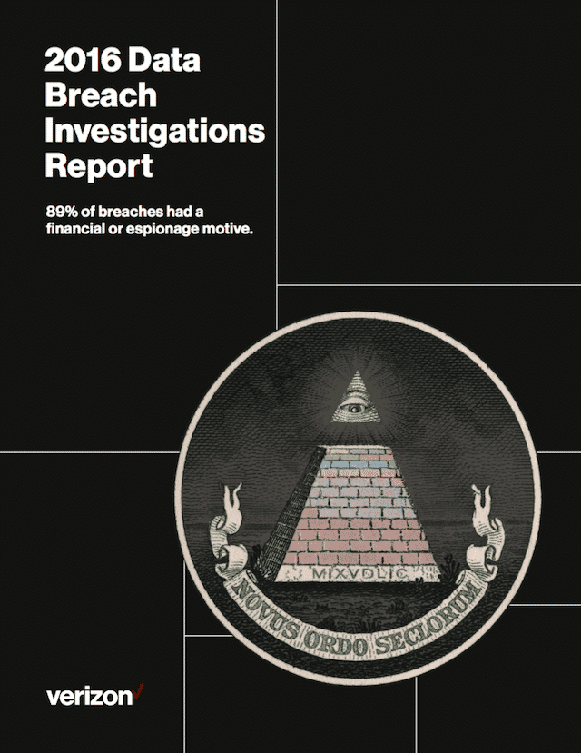 , Security Report Analysis: 2016 DBIR Report