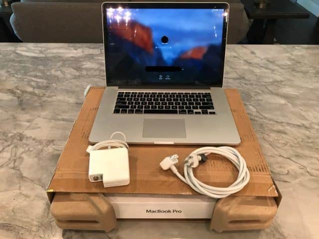 , I'm Selling a Late 2013 MacBook Pro