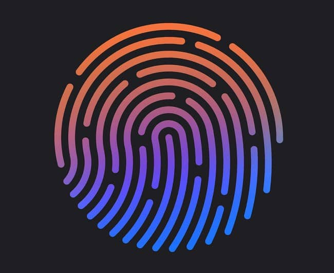 On Stolen Fingerprints