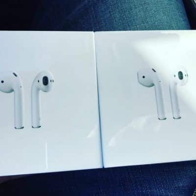 , AirPod Impressions (Day 1)