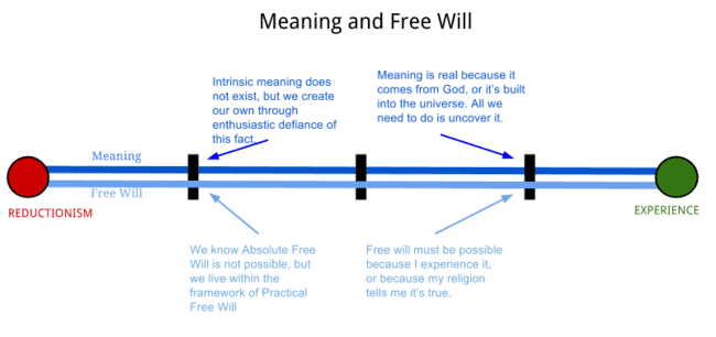 (Intrinsic) Meaning and (Free) Will