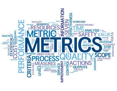 For Metrics, Less is Often More