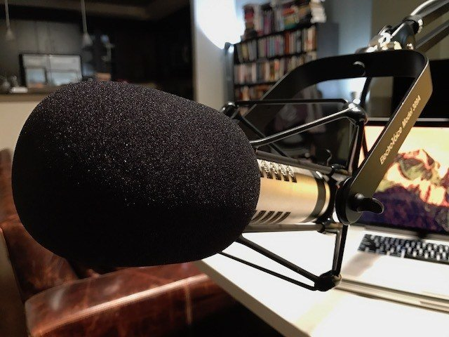 , A Microphone Upgrade: The Electro-Voice RE27 N/D