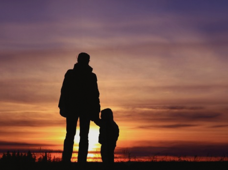 Parent to Child Propagation of False Meaning