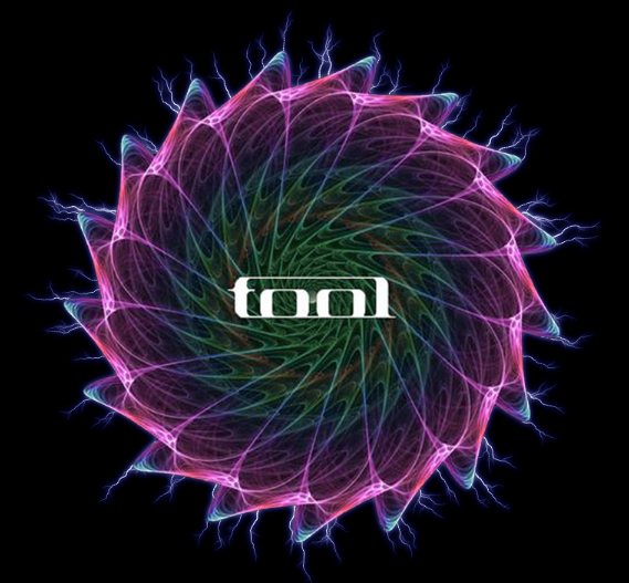 Backstage with Tool