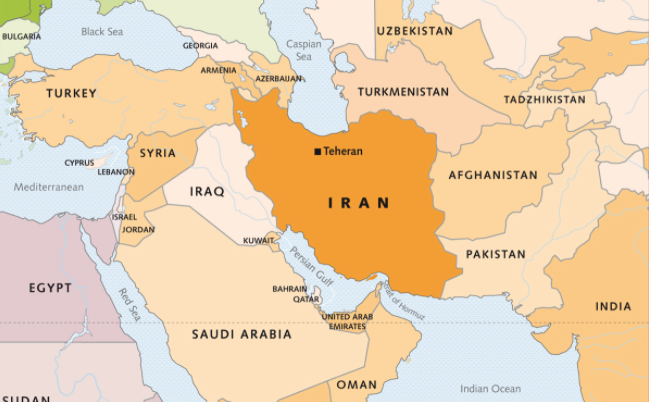 How Iran Controlled Its Population