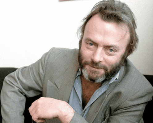 , Why Christopher Hitchens Inspires Me
