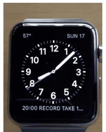 Apple Watch's Smooth Flow Attention to Detail