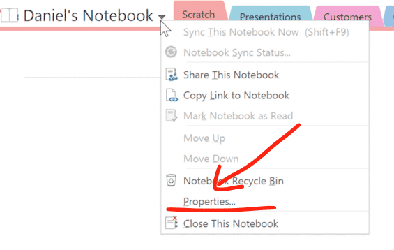, How to Unlink Microsoft OneNote from the Cloud (OneDrive)