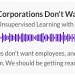 Corporations Don't Want Employees