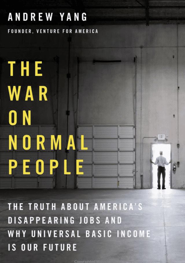 , Summary: The War on Normal People