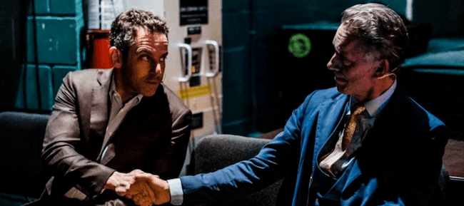 , My Analysis of the Disconnect Between Sam Harris and Jordan Peterson