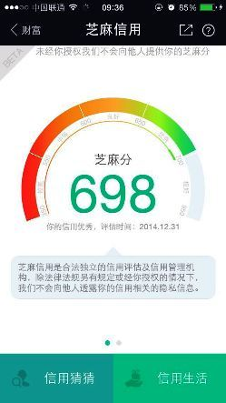 China's New Dystopian Citizen Rating System