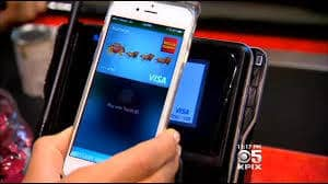 , Coffee Shops and Apple Pay