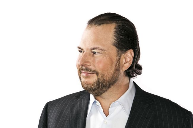 Marc Benioff on What Companies Should Be Focusing On