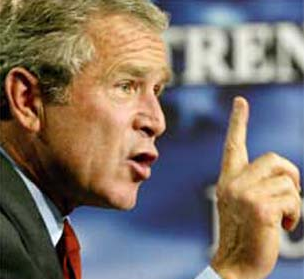 Why Bush's War On Terror Is Failing: A Risk Management Perspective