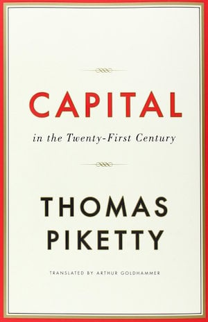 , Summary: Capital in the Twenty-First Century