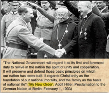 , Hitler, The Christian Warrior