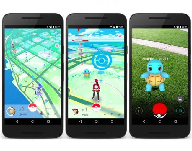 , On the Rise of Pokemon GO and AR/VR Gaming