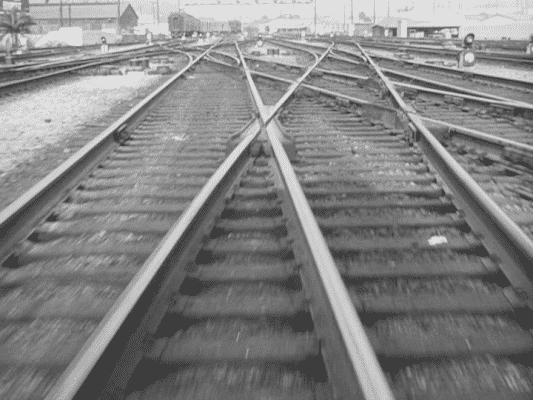 cross-tracks