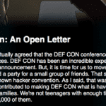 My Thoughts on the DEFCON Cancellation Meme