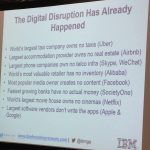 Digital Disruption Means Dominant Companies are Tech Companies
