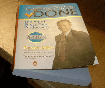 , Getting Things Done is the Book That's Had The Most Impact on My Professional Life
