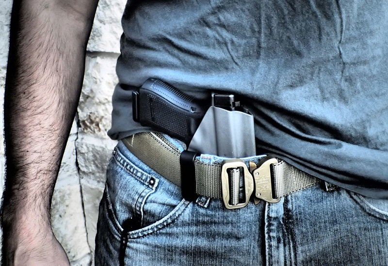 , More Public Shootings Mean More Legal Concealed Carry Laws