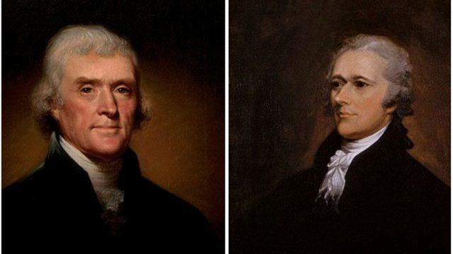 , The Need for Hamilton vs. Jefferson as Society Evolves