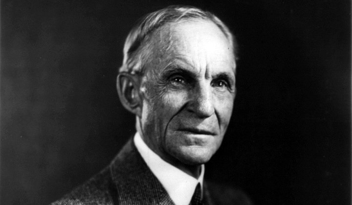 Henry Ford's Capitalism