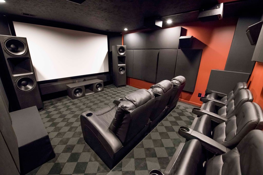 The Rise of Home Theater
