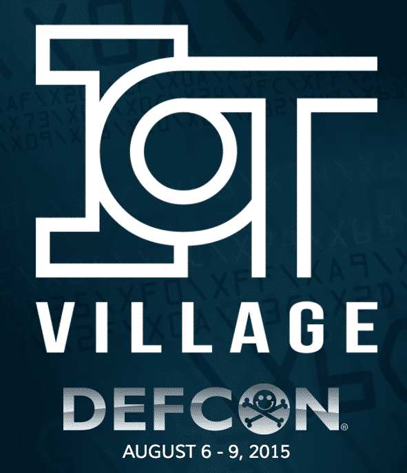 Speaking at DEFCON 2015