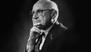 The Problem with Milton Friedman