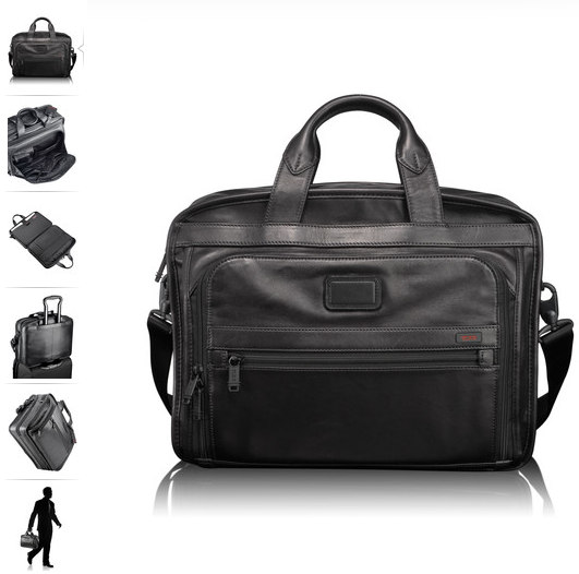 , New Tumi Brief