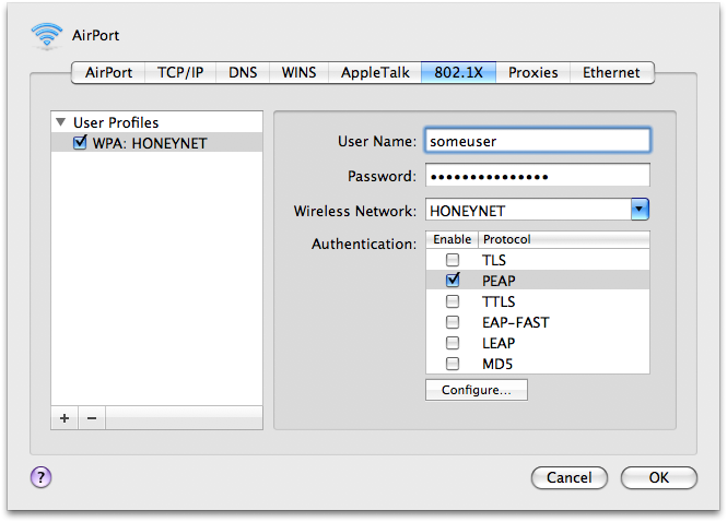 peap3 Wireless: WPA2 Enterprise Integration With Active Directory 2008 Using NPS
