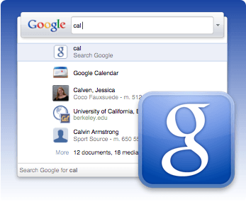 Google Launches Quicksilver Alternative for OS X