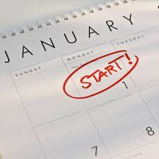 4 Things You Should Do in the First Week of Every January