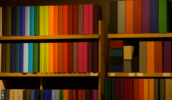 , The Rainbow Book List
