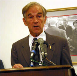 Ron Paul is Seriously Flawed as a Candidate; We're Just So in Love With Him That We're Not Paying Attention